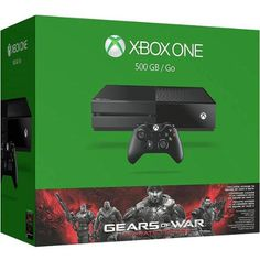 Xbox One Gears of War Ultimate Edition Bundle w/ 2 Games & $75 GC for $349