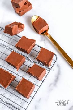 Love chocolate? Fed up with summer heat or just fed up? You're about to get the most effortless keto fudge recipe that will definitely elevate your mood! #lowcarb #ketogenic #keto No Carb Recipes, Fudge Recipes, Love Chocolate, Chocolate Flavors, Mousse, Galletas Keto, No Carb Food List, Sugar Free Sweets, Keto Fudge