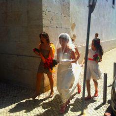 Marriage in Lisbon