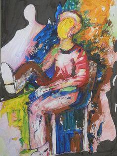 in school , paint 2017 Jivrtule Design