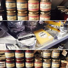 Some new products on our shelves.. Delicious cheeses from Stonehouse like their perfect Camembert. And beautiful  jarred goodies from Soefija's. Nice dukkah tasty smokey tomato jam and lots more!  #eateryhermanus #kitchensupplies #deliproducts #homemadeingredients #localcheese @soefijas_deli_products