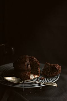 Choco beet cake by Panpepato senza pepe, via Flickr
