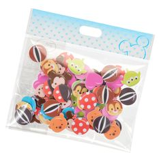 [Disney Store] sponge sticker Choco Pop Disney characters | Disneystore and if gift gift of mail order and sales