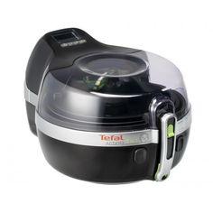 DK´s bedste online priser på køkkenudstyr, porcelæn og alt til bolig   køb F.eks. Tefal Actifry Frituregryde 2in1 1,5 kg, YV960116   Hurtig levering