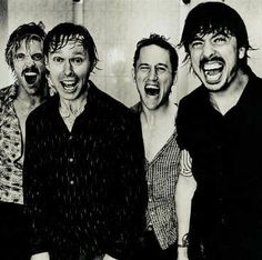 Foo Fighters- love them
