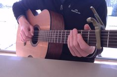 Acoustic Guitar High E String Guitar Boy, Guitar Songs, Acoustic Guitar Lessons, Acoustic Guitars, Guitar Riffs, Music Video Song, Playlist Music, My Bebe, Learn To Play Guitar