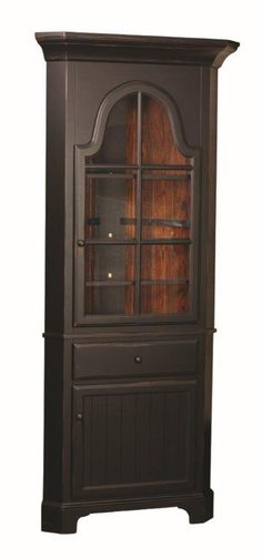 amish kastin klassic 24 corner hutch - Dining Room Corner Hutch