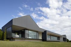 BEACONSFIELD GEM Located on broad acreage in Upper Beaconsfield, Victoria, Ashford House exudes contemporary design, inspired by the traditional farm-style C Ashford House, Level Homes, Jpg, Home Hacks, My Dream Home, Dream Homes, Cladding, Windows And Doors, House Tours
