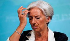 IMF gives gloomy US forecast and says recovery remains 'tepid'  Christine Lagarde says Washington's politicians must avoid drastic cuts or see US economy topple off the edge of 'fiscal cliff'