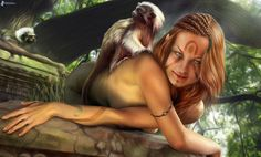 Image result for druid woman