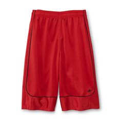 Athletech Men's Big & Tall Athletic Shorts, Size: 2XL, Rocket Red