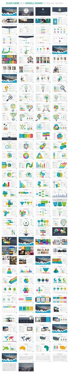 Marketing Plan - PowerPoint Presentation Template (PowerPoint - marketing presentation