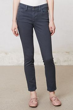 Pilcro Stet Slim Ankle Jeans #anthropologie