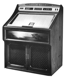 1982, Rowe-AMI's Model RI-5 Romantica: A jukebox to fall in love with! [Jukebox Collector]