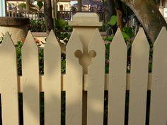Disney Fencing! I want a yard now!!!!