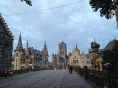 Inspire Bohemia  I must go back and see Ghent! - mla