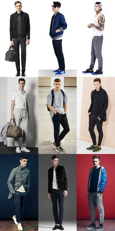 Men's Sports Luxe Outfit Inspiration Lookbook