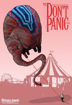 Don't Panic • ETAM CRU