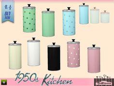BuffSumm's 1950s Kitchen Can A