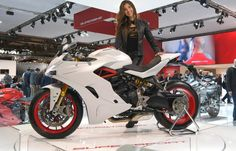 "#birmingham Ducati SuperSport wins 'most beautiful bike' at Milan Motorcycle Show  Visitors to the 2016 EICMA show in Milan, vote for the Ducati SuperSport as the ""most beautiful bike of the Show"". Despite last minute, cosmetic changes made after its reveal at Intermot, over 31% of voters at the show have declared the new Sports ... http://www.motofire.com/2016/11/news/ducati-supersport-wins-beautiful-bike-milan-motorcycle-show/"
