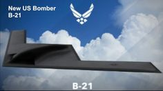 US Air Force B-21 New Long Range Strike Bomber 2016