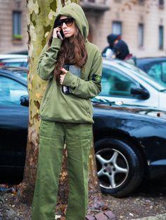 Street Style's Most Surprising Trends of 2016 Thus Far via @WhoWhatWearUK