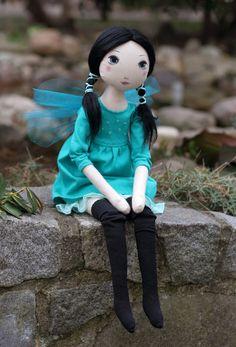 Pretty Dolls, Beautiful Dolls, Easy Sewing Patterns, Bisque Doll, Boy Doll, Fairy Dolls, Doll Crafts, Soft Sculpture, Custom Dolls