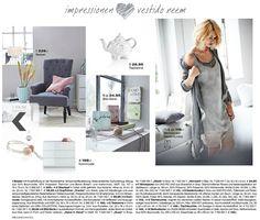 La revista Impressionen con nuestro vestido reem, ideal!!