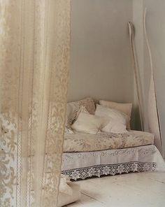 Lace #lace #home #white #cream