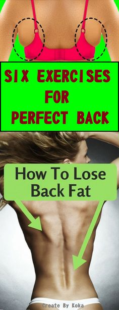 SIX EXERCISES FOR PERFECT BACK
