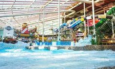 Camelback Lodge & Aquatopia Indoor Waterpark  - Pocono Mountains: Stay with Water Park and Entertainment Passes at Camelback Lodge in Tannersville, PA, with Dates into June