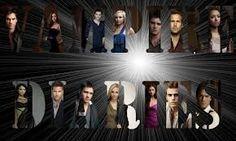 The Vampire Diaries! Elena, Damon, Stefan, Claus, Caroline, Bonny, Matt, Tayler, Rebecca,... <3