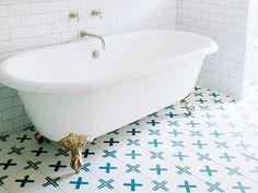 Inspiratie: de mooiste badkamertegels