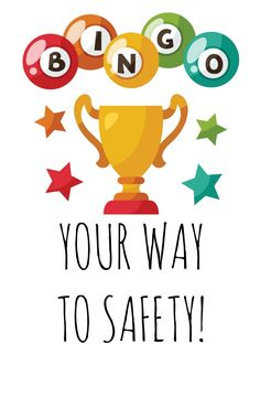 Bingo Your Way to Safety is a Road Safety Bingo game, that keeps kids focused on safety issues. Primary Lessons, Grade 3, Physical Activities, Bingo, Lesson Plans, Ontario, Literacy, Physics, Kindergarten