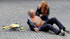 In Olanda è stata presentata la prima «ambulanza volante» o meglio, un defibrillatore montato su un drone che arriva dal cielo in soccorso delle persone colpite da arresto cardiaco