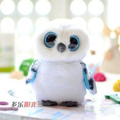 Ty Stuffed Animals Big Eyes | Ty big eyes owl small plush toy doll gift -ckMrMty