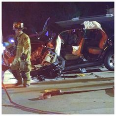 Three people were taken to a hospital after a five-vehicle crash Wednesday evening in St. Augustine, the St. Johns County Fire Rescue Department said.  The crash was reported just after 8 p.m. on South Ponce De Leon Boulevard near King Street.
