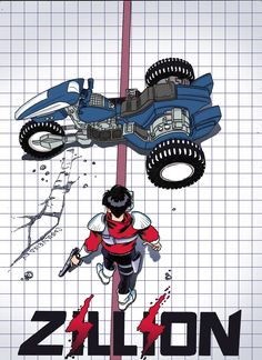 Zillion by caiooliveira on DeviantArt Game Concept, Concept Art, Akira Poster, Cyberpunk, Arte Nerd, Katsuhiro Otomo, Movie Covers, Video Game Characters, Cultura Pop
