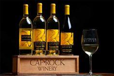 Cap Rock Winery - White wine club