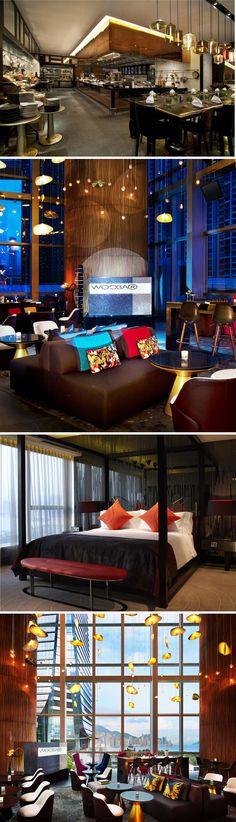 W Hotel, Hong Kong | Glamorous