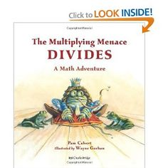The Multiplying Menace Divides (Math Adventures)