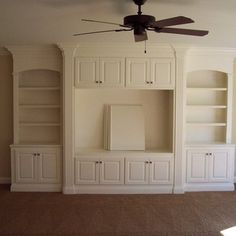 Family Room Built In Entertainment Center Design, Pictures, Remodel ...