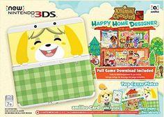Nintendo Animal Crossing: Happy Home Designer + New 3DS Bundle http://astore.amazon.com/vdo95-20/detail/B0144K8KQW…