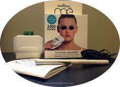 Tanda Me Elos Facial Hair Removal Kit Review Hair Removal Facial Hair Hair Removal Machine