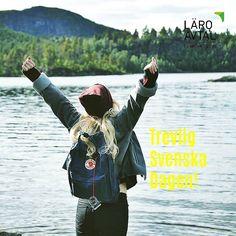 Trevlig Svenska Dagen! | Läröavtal. Lämpar sig bäst. #läröavtal #svenskadagen