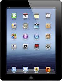 Apple® - The new iPad® with Wi-Fi - 16GB - Black - $499.99