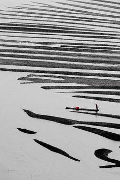 Ningde, Fujian, China Almost black and white art Landscape Photography, Art Photography, Aerial Photography, Night Photography, Landscape Photos, Photography Basics, Wedding Photography, Beautiful World, Beautiful Places