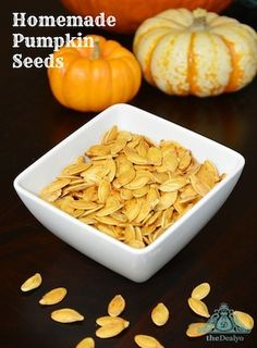 How To Roast Pumpkin Seeds - Pumpkin Seeds Recipe - thedealyo.com