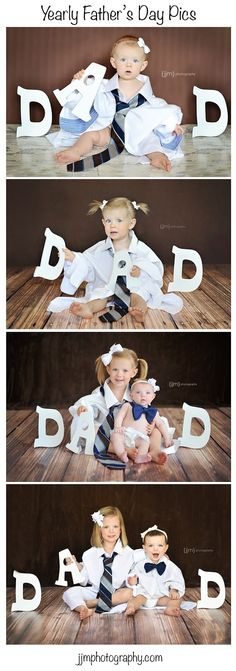 Father's Day 4.0, Yearly Father's Day Photos JJM Photography