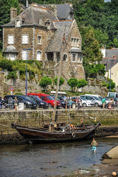 Concarneau - Bretagne - Finistère Sud . | par Dubus Laurent